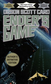 Ender's Game by Orson Scott Card cover - Image from Flickr user RA.AZ