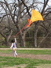 Kite Flying - courtesy Flickr user jasleen_kaur