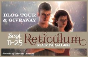 Reticlum by Marta Salek Blog Tour