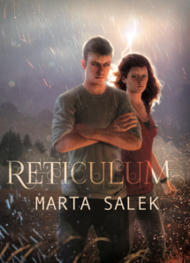 Reticulum by Marta Salek Front Cover