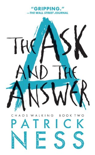 The Answer Is The Five Guardians Of The Frink Lanterns Or: The Ask And The Answer By Patrick Ness