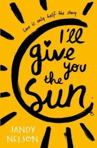 I'll Give You The Sun by Jandy Nelson, by Walker Books, Cover