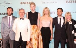 The Great Gatsby Cast at the Australian Premiere in Sydney. By Eva Rinaldi