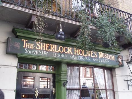 Not too far away - 221B Baker Street