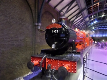 Hogwarts Express - Taken at The Harry Potter Studio Tour